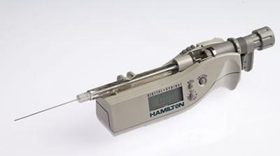 Цифровой микрошприц, встроенная игла, модель 710N, объем 100 мкл (22s/51/3) / 710 N 100µL DS (22s/51/3)