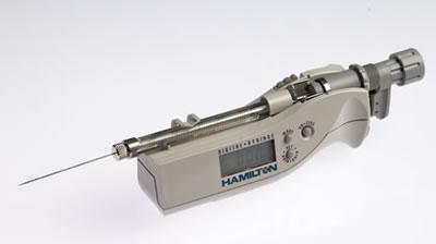 Цифровой микрошприц, сменная игла, модель 725RN, объем 250 мкл (22s/51/2) / 725 RN 250µL DS (22s/51/2)