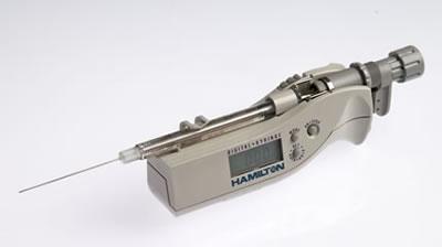Цифровой микрошприц,  встроенная игла, модель 725N, объем 250 мкл (22s/51/3) / 725 N 250µL DS (22/51/3)