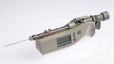 Цифровой микрошприц, сменная игла, модель 750RN, объем 500 мкл (22/51/2) / 750 RN 500µL DS (22/51/2)