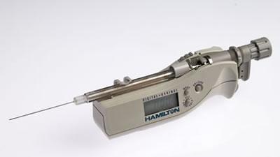 Цифровой микрошприц, встроенная игла, модель 750N, объем 500 мкл (22/51/3) / 750 N 500µL DS (22/51/3)