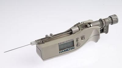 Цифровой микрошприц, встроенная игла, модель 1705N, объем 50 мкл (22s/51/2) / 1705 N 50µL DS (22s/51/2)