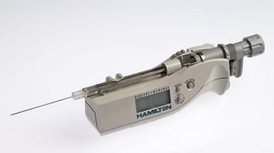 Цифровой микрошприц, встроенная игла, модель 1705N, объем 50 мкл (22s/51/3) / 1705 N 50µL DS (22s/51/3)