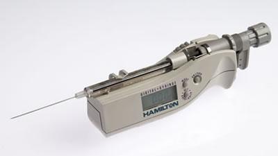 Цифровой микрошприц, встроенная игла, модель 1725N, объем 250 мкл (22s/51/2) / 1725 N 250µL DS (22s/51/2)