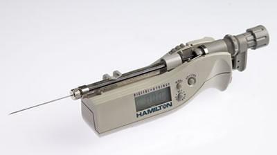 Цифровой микрошприц, сменная игла, модель 1725RN, объем 250 мкл (22s/51/2) / 1725 RN 250µL DS (22s/51/2)