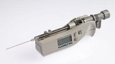 Цифровой микрошприц, встроенная игла, модель 1750N, объем 500 мкл (22/51/2) / 1750 N 500µL DS (22/51/2)