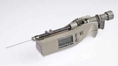 Цифровой микрошприц, сменная игла, модель 1750RN, объем 500 мкл (22/51/2) / 1750 RN 500µL DS (22/51/2)