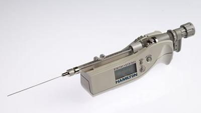 Цифровой микрошприц, встроенная игла, модель 7101N, объем 1 мкл (0,70/70/3) / 7101 N 1µL DS (.70/70/3)