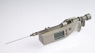 Цифровой микрошприц, встроенная игла, модель 7101N, объем 1 мкл (0,70/70/2) / 7101 N 1µL DS (.70/70/2)