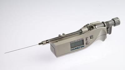 Цифровой микрошприц, встроенная игла, модель 7000.5N, объем 0,5 мкл (0,50/70/2) / 7000.5 N .5µL DS (.50/70/2)