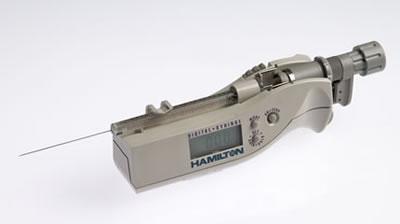 Цифровой микрошприц, встроенная игла, модель 75N, объем 5 мкл (25s/51/2) / 75 N 5µL DS (26s/51/2)
