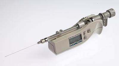 Цифровой микрошприц, встроенная игла, модель 7002N, объем 2 мкл (0,50/70/3) / 7002 N 2µL DS (.50/70/3)