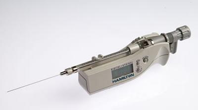 Цифровой микрошприц, встроенная игла, модель 7002N, объем 2 мкл (0,50/70/2) / 7002 N 2µL DS (.50/70/2)