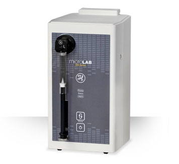 (ML630) Microlab 630 Single Syringe PC Controlled / SINGLE PUMP PC CONTROLLED