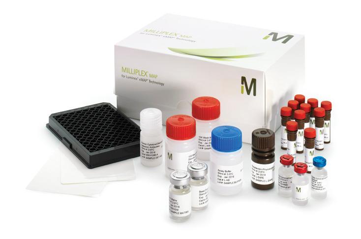Набор для определения маркеров метаболизма костной ткани