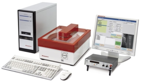 система для электрофореза в пульсирующем поле Rotaphor