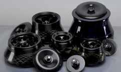 Роторы большой емкости и высокой динамической нагрузкой