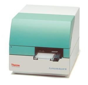 Fluoroskan Ascent FL флюориметр люминометр