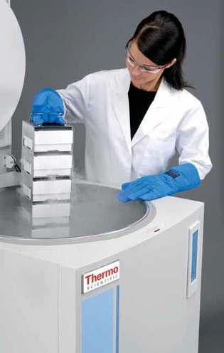 Системы хранения в жидком азоте CryoPlus