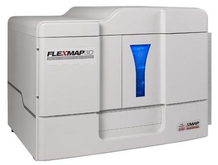 Мультиплексный анализатор FlexMap 3D