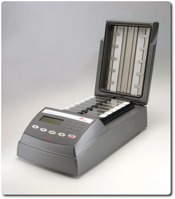 Hybridizer for slide pretreatment (denaturation and hybridization in situ), Dako, США / Гибридайзер для предварительной обработки предметных стекол (денатурации и гибридизации in situ)